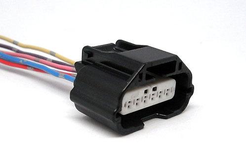 Soquete Plug Conector Fluxo De Ar Renault Master