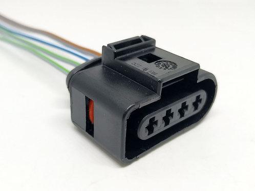 Chicote Plug Conector P/ Bobina Ignição Vw Fox Golf Audi A3 MG3423