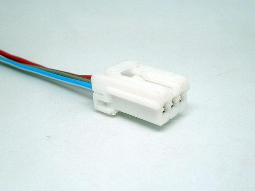 Chicote Plug Conector Para Luz De Teto Palio Strada Idea