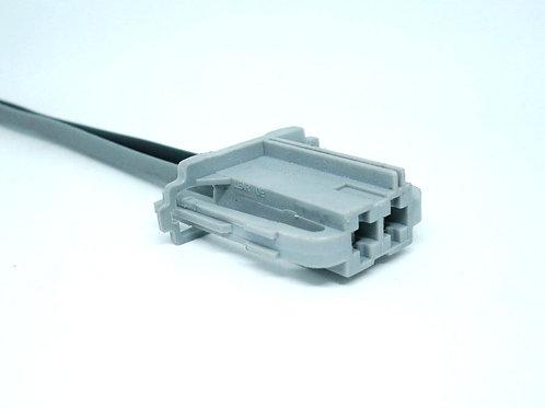Chicote Plug Conector P/ Resistência Ar Condicionado Palio