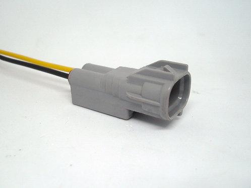 Soquete Plug Conector Macho Farol De Milha Corolla