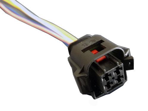 Soquete Plug Conector Bobina De Ignição Peugeot 306.