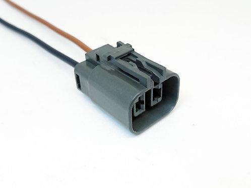 Soquete Plug Conector Regulador De Voltagem Mitsubishi