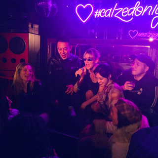 PARTY RECAP:OFFICIAL NIGHT PARTY Amazon Fashion Week TOKYO meets CALZEDONIA ✕ EDGE HOUSE
