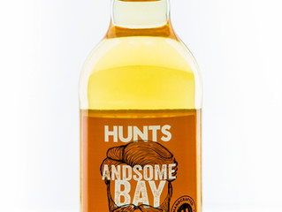 HUNT'S CIDER HITS THE ROAD