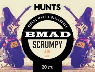 Hunt's Cider back BMAD Bike Festival