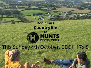We're on BBC1 this weekend