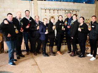 Hunt's spring in to cider season