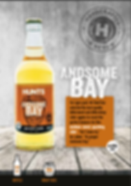 Hunt's Andsome Bay Cider