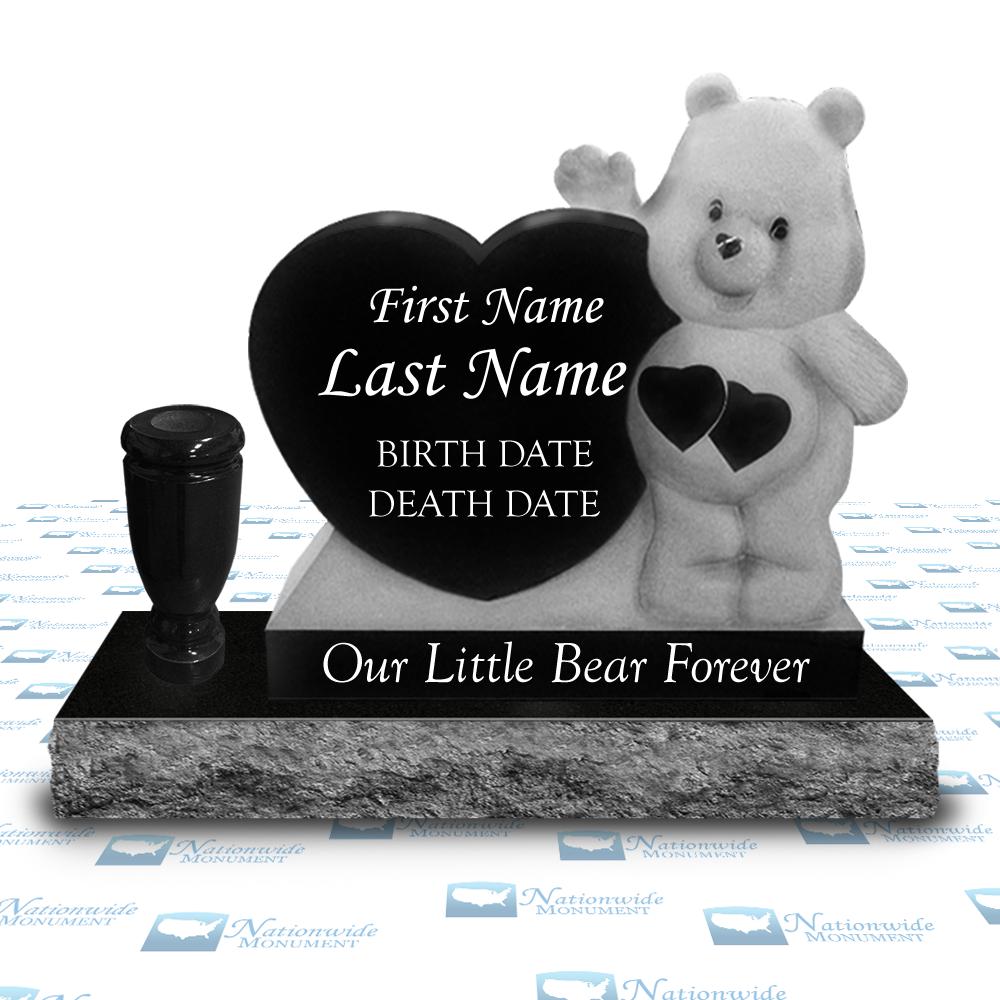 Baby Bear Heart