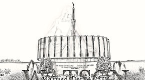 Ogden LDS Temple, lds temple, mormon temple, hidden family tree, family tree, hidden names, savior, jesus, custom art, custom artwork, art prints, art, artwork, personalized artwork