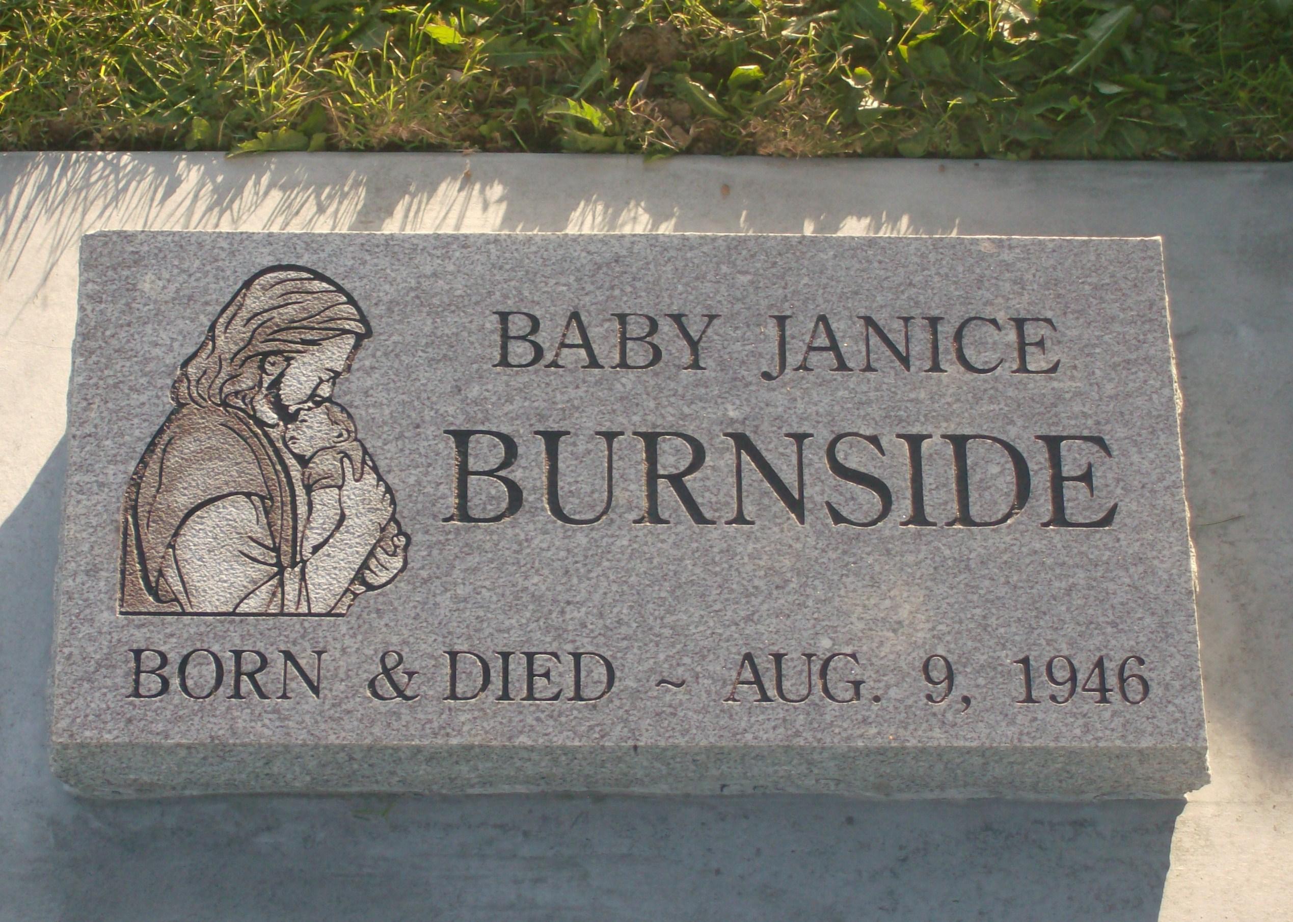 Burnside-Flat