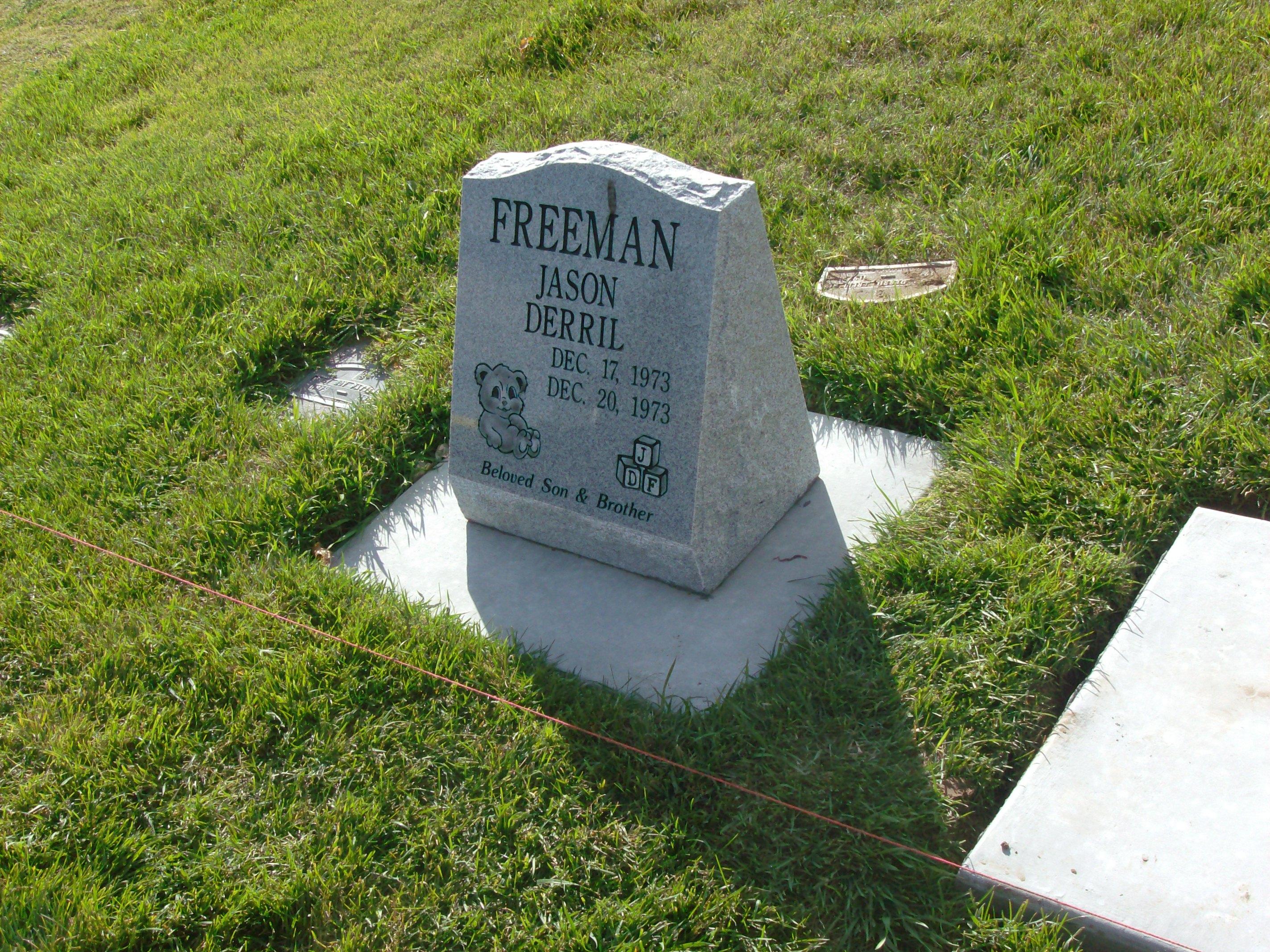 Freeman-Slant