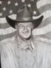 John Wayne, pencil art, black and white drawing, art, artwork, portrait, art print, drawing of john wayne, cowboy drawing, custom artwork, custom art, personalized artwork