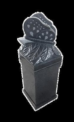 Pillar-Carved-Butterfly - Copy