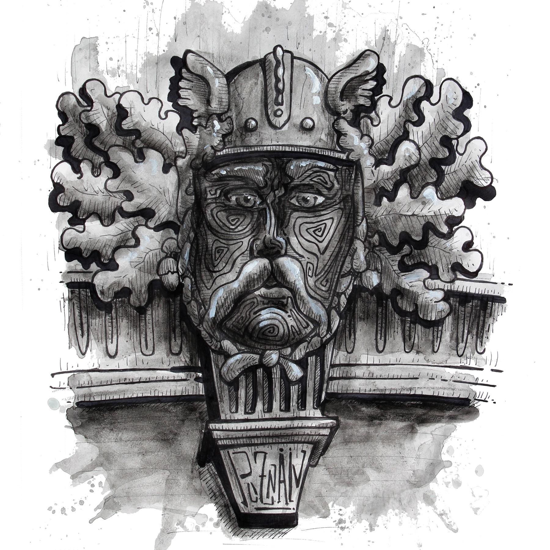 Poznan Warrior