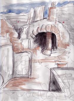 Pompeiian Bakery