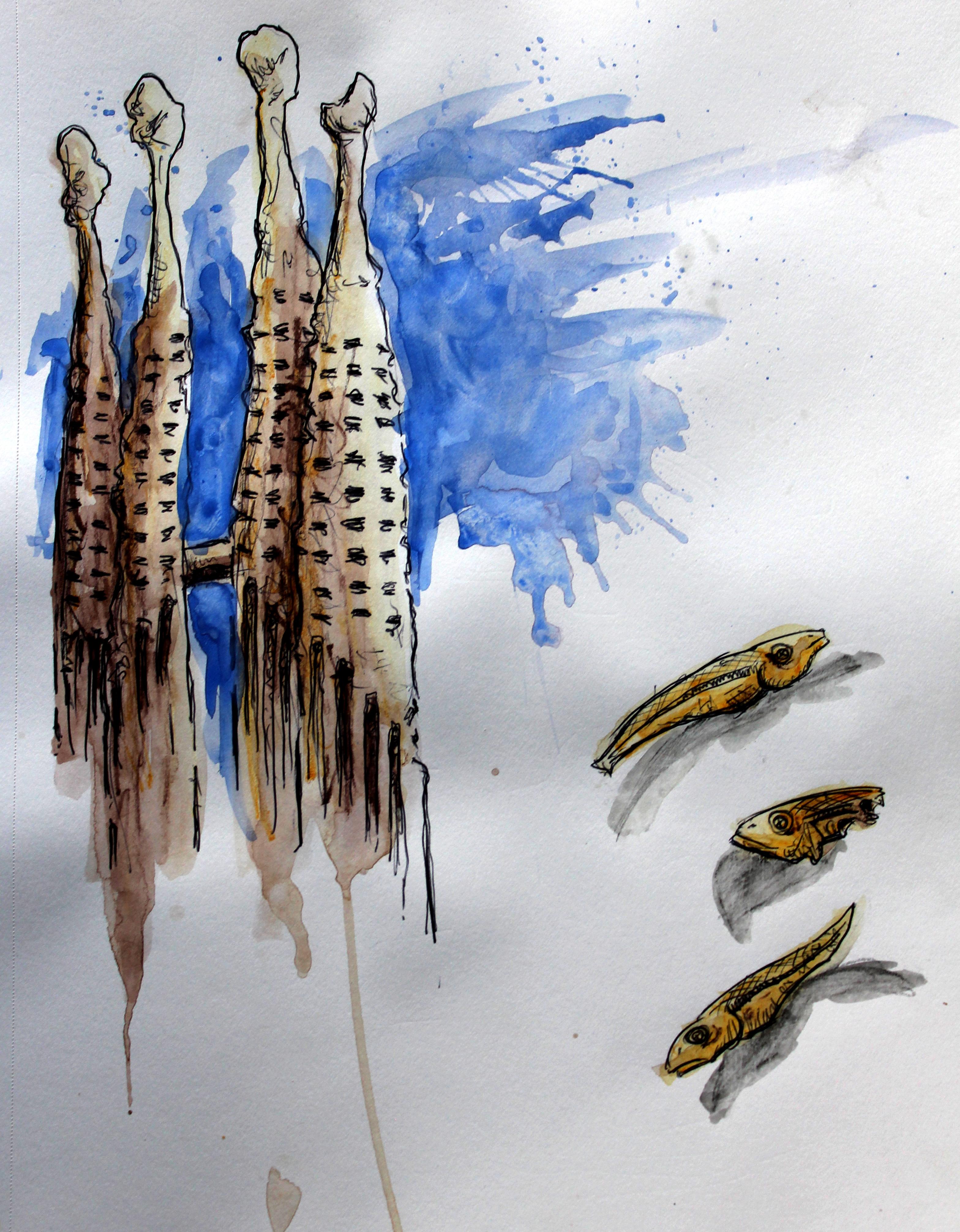 Sagrada Familia y Pescaditos Fritos