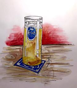 Kölsch Bier in Köln