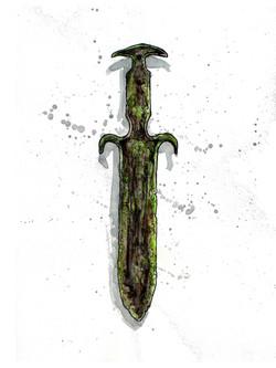 Mycenaean Dagger