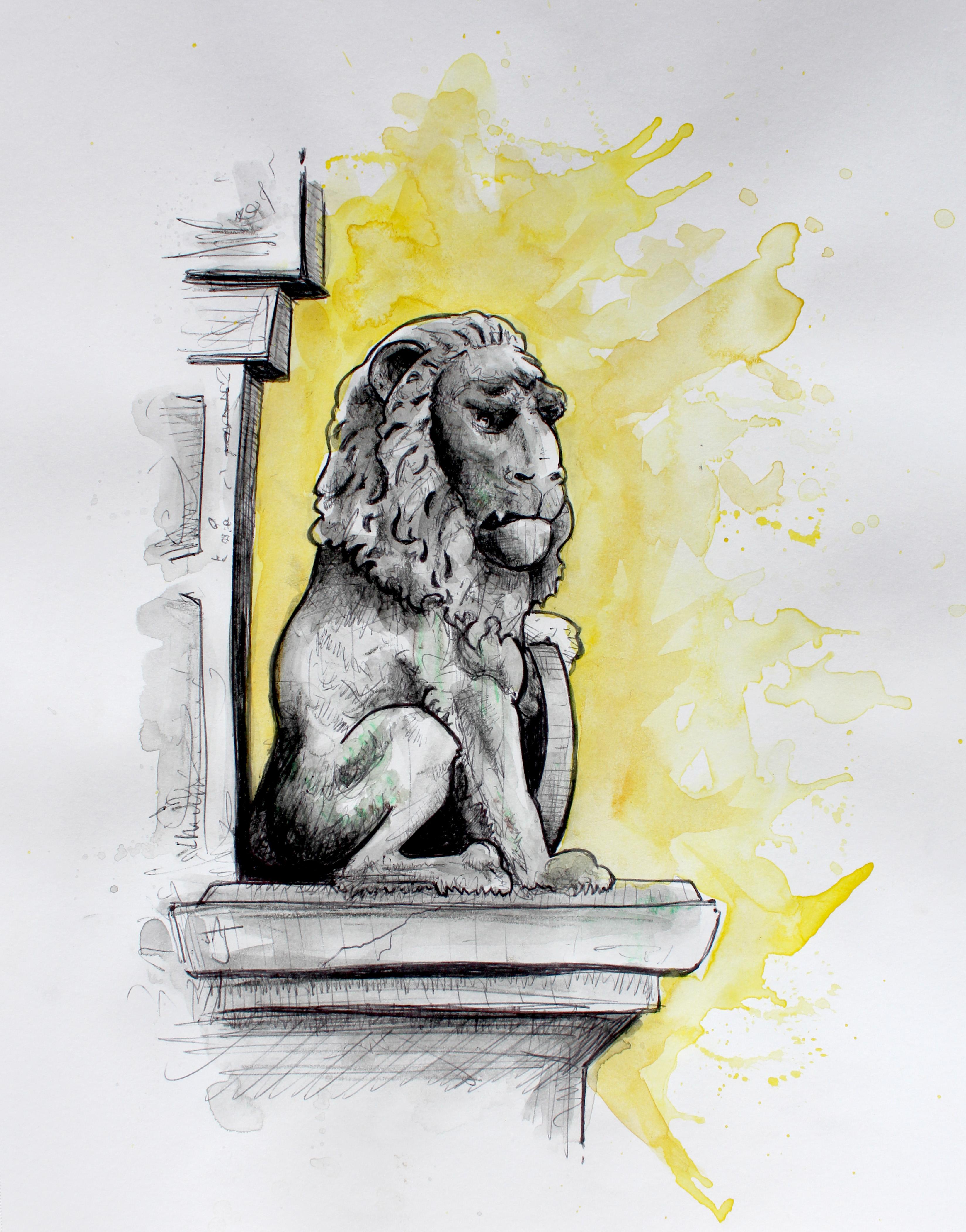 dantes-lion