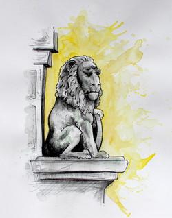 Dante's Lion