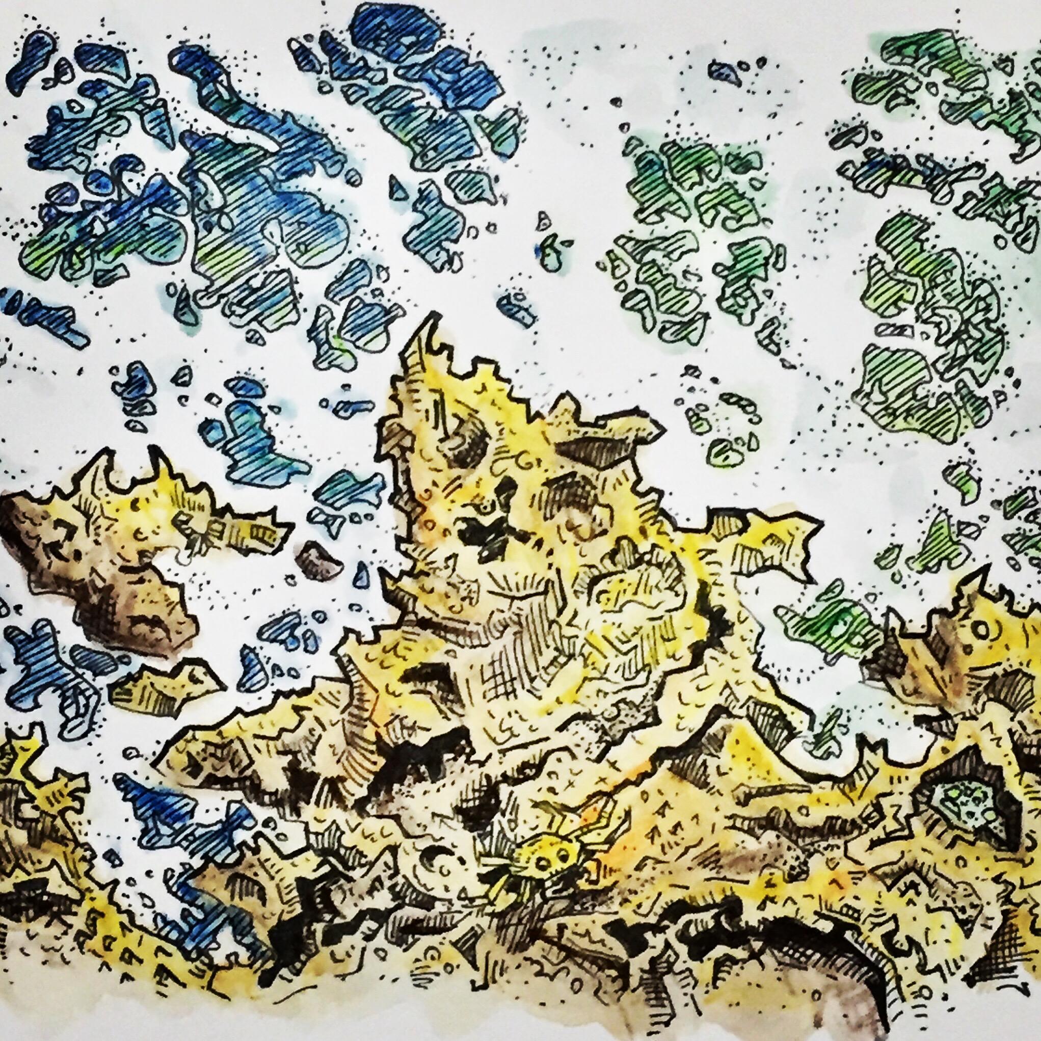 Jamaican Rocks