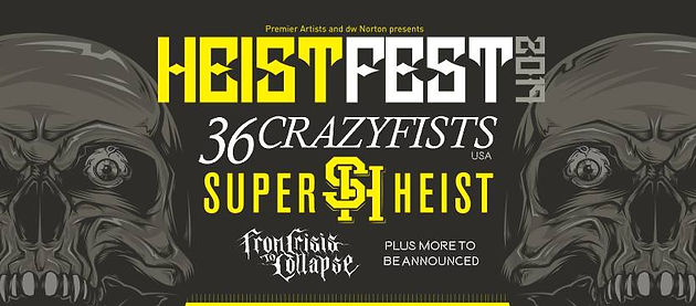 Superheist Announce 'HeistFest 2019' | Music | Gold Coast City