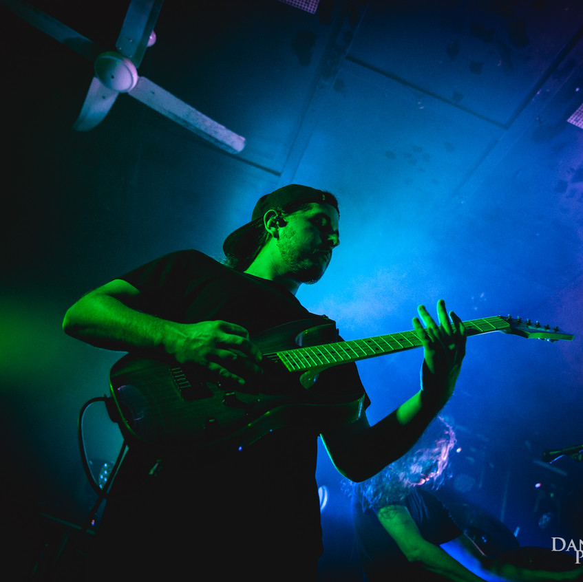 The Contortionist + Sikth_The Zoo_02 Mayr 2018_Dan Maynard-37