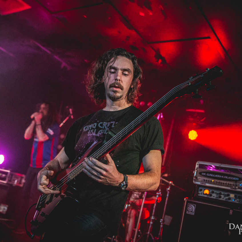The Contortionist + Sikth_The Zoo_02 Mayr 2018_Dan Maynard-4