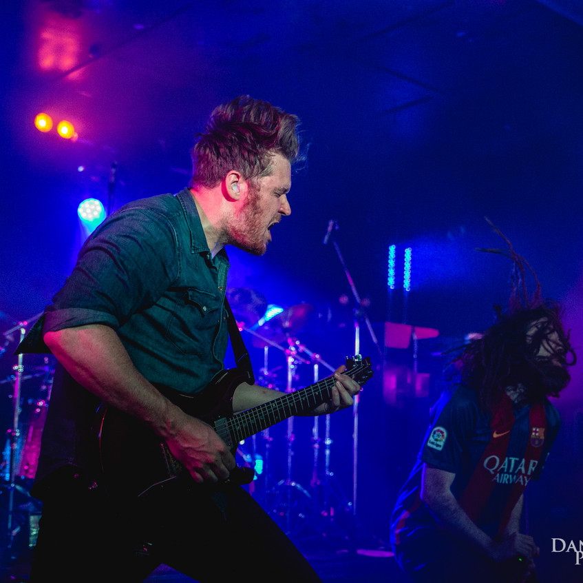 The Contortionist + Sikth_The Zoo_02 Mayr 2018_Dan Maynard-8