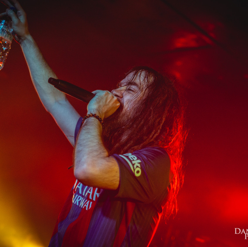 The Contortionist + Sikth_The Zoo_02 Mayr 2018_Dan Maynard-20