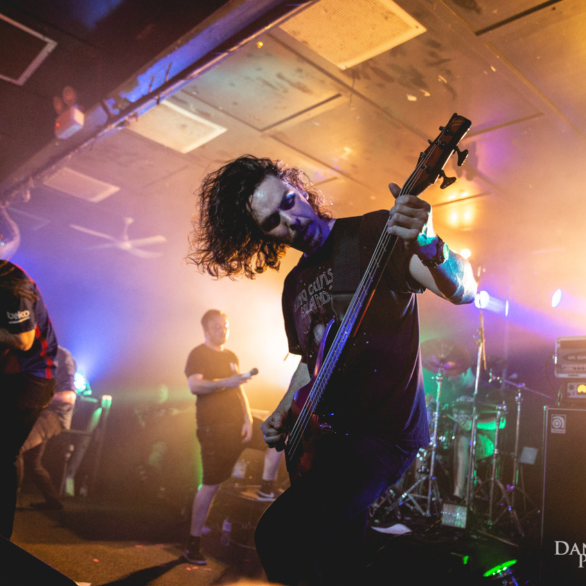 The Contortionist + Sikth_The Zoo_02 Mayr 2018_Dan Maynard-26