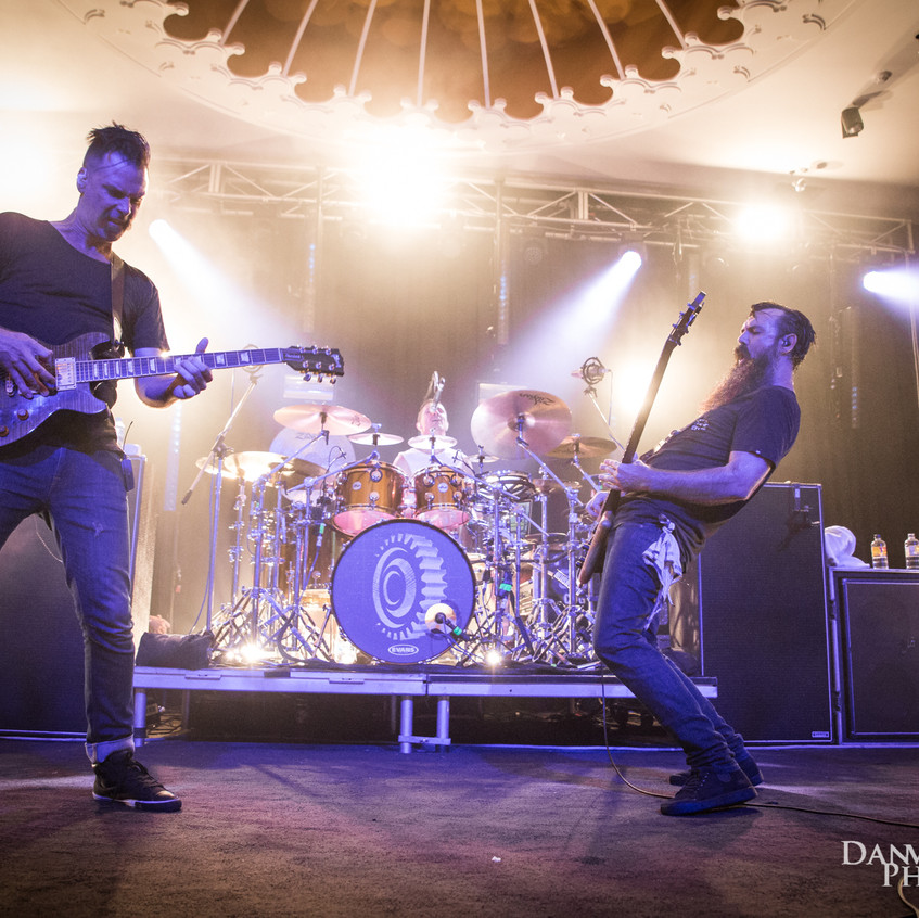 Cog + Kodiak Empire + Chief Weapons- Live review and gallery - Eatons Hill Hotel, Saturday 8 April 2017-10