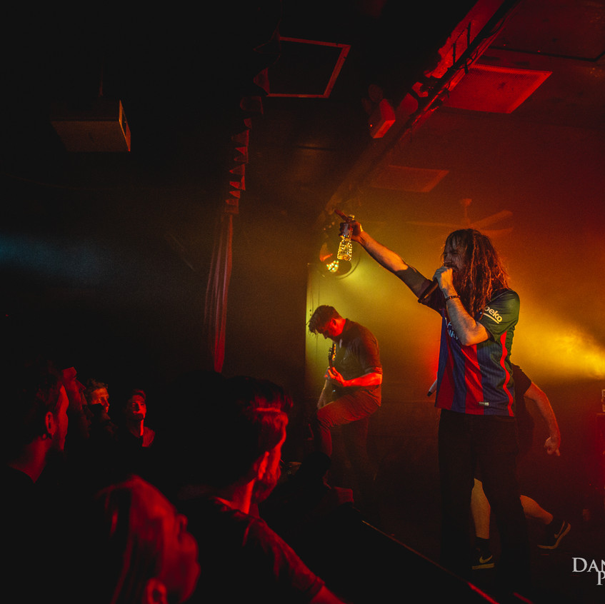 The Contortionist + Sikth_The Zoo_02 Mayr 2018_Dan Maynard-21