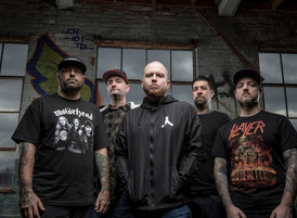 HATEBREED Release New Single ahead of Eighth Album 'Weight Of The False Self'