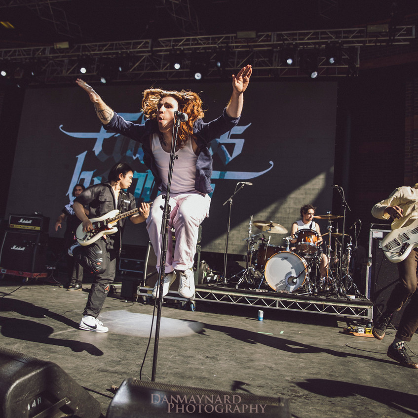 Heaven and Hell - The Riverstage - 14091