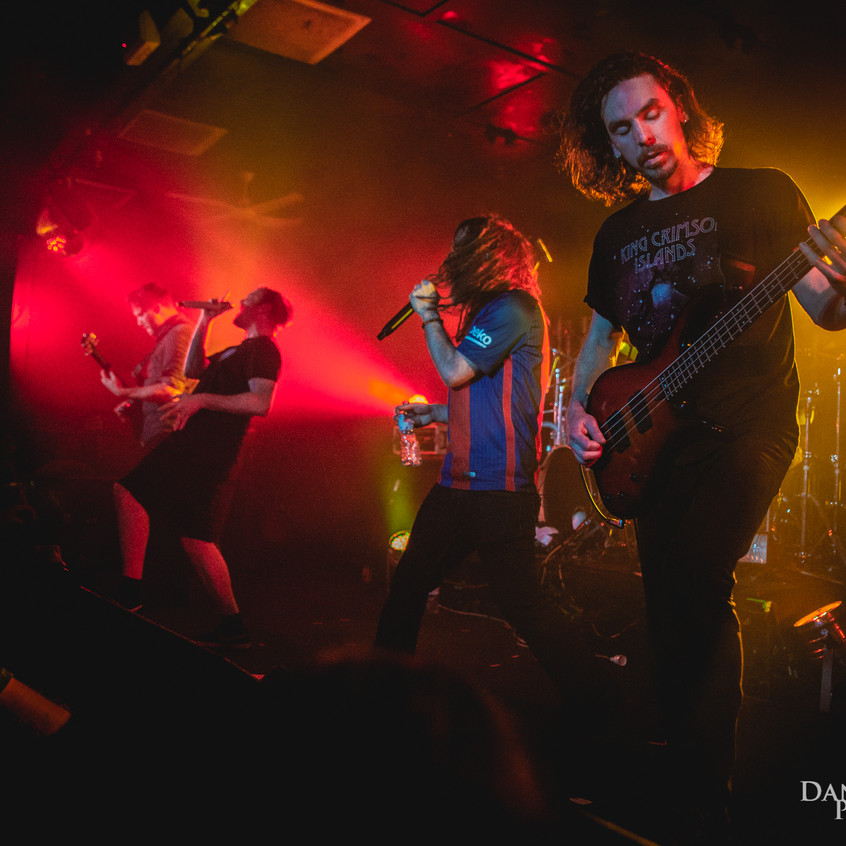 The Contortionist + Sikth_The Zoo_02 Mayr 2018_Dan Maynard-23