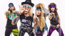 "STEEL PANTHER release single ""ALWAYS GONNA BE A HO'' ahead of new album HEAVY METAL RULES"