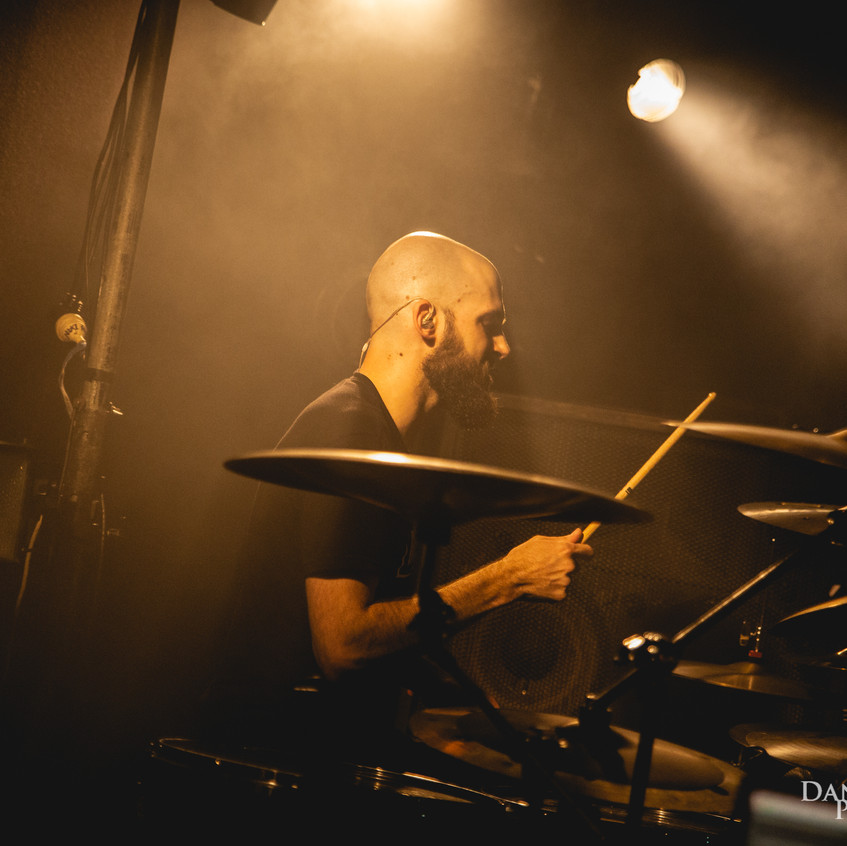 The Contortionist + Sikth_The Zoo_02 Mayr 2018_Dan Maynard-44