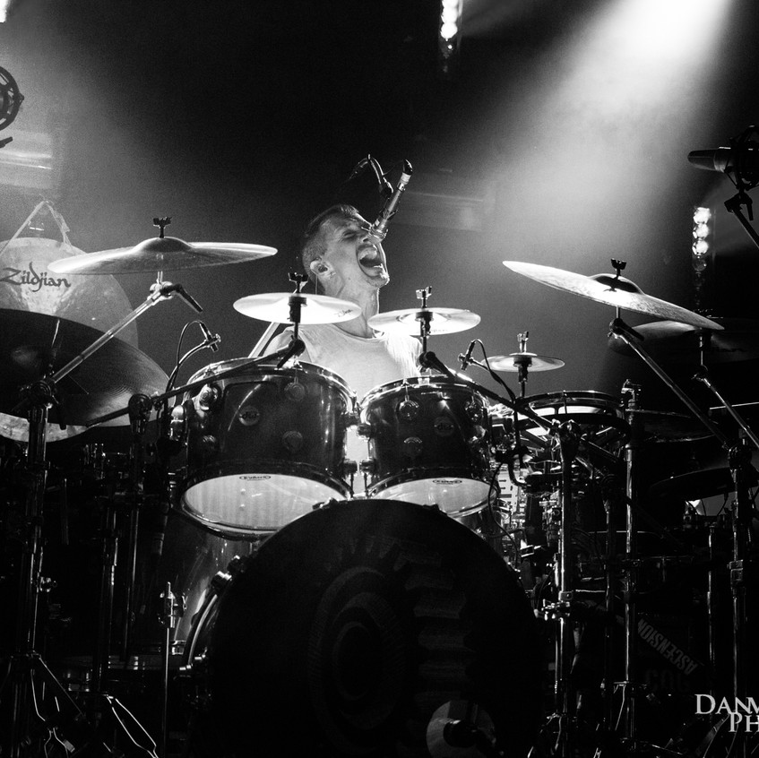 Cog + Kodiak Empire + Chief Weapons- Live review and gallery - Eatons Hill Hotel, Saturday 8 April 2017-5