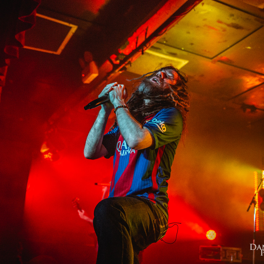 The Contortionist + Sikth_The Zoo_02 Mayr 2018_Dan Maynard-19