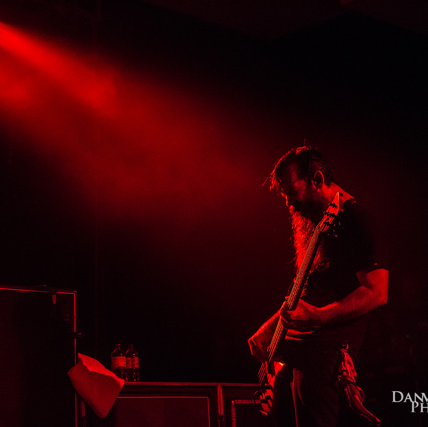 Cog + Kodiak Empire + Chief Weapons- Live review and gallery - Eatons Hill Hotel, Saturday 8 April 2017-8