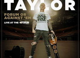 COREY TAYLOR ANNOUNCES 'FORUM OR AGAINST 'EM' GLOBAL STREAM, NEW ALBUM 'CMFT' OUT OCTOBER 3RD