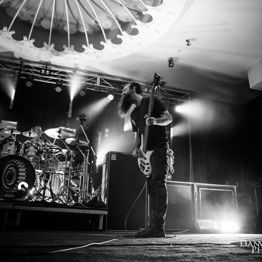 Cog + Kodiak Empire + Chief Weapons- Live review and gallery - Eatons Hill Hotel, Saturday 8 April 2017-6