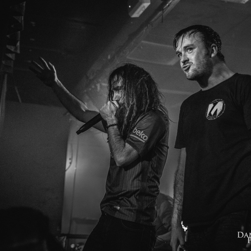 The Contortionist + Sikth_The Zoo_02 Mayr 2018_Dan Maynard-27