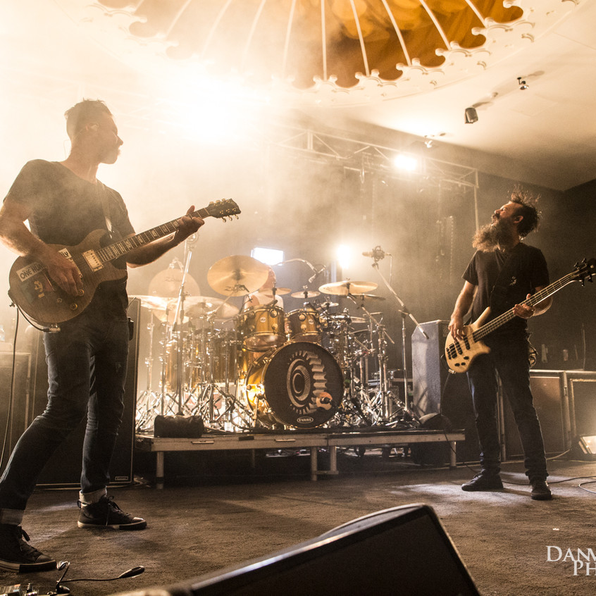 Cog + Kodiak Empire + Chief Weapons- Live review and gallery - Eatons Hill Hotel, Saturday 8 April 2017-7