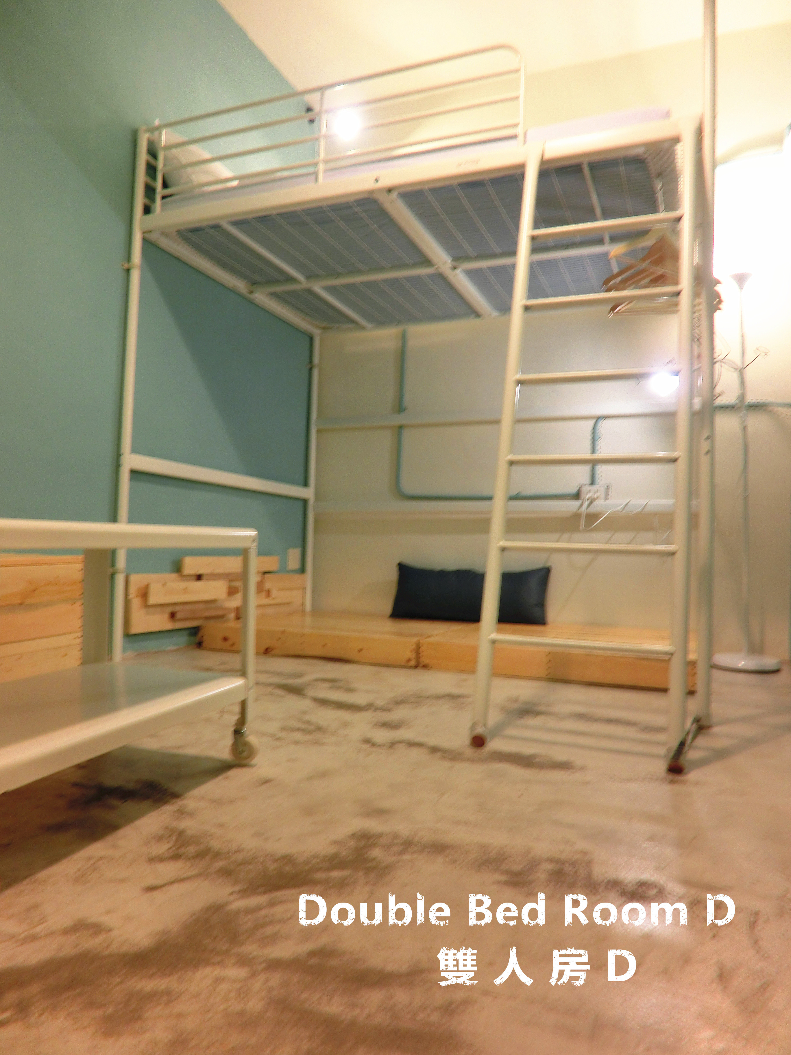 雙人房D2