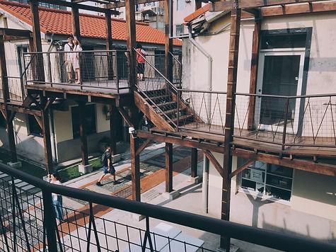 台中青年旅館,台中背包客棧,62巷青年旅館