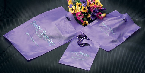Frosted Grape Merch Bag